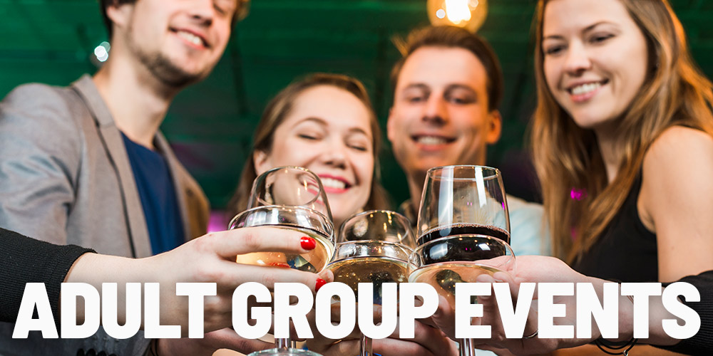 Adult Group Event ideas