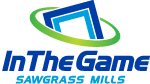 In The Game Sawgrass Mills Logo