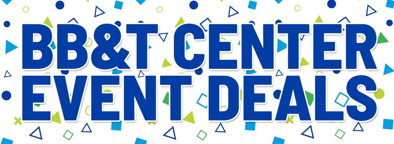 BB&T Center Event Deals