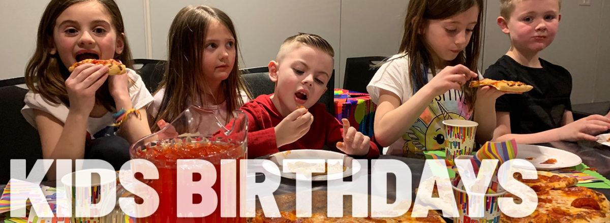 Best Kid's Birthday Parties in south Florida