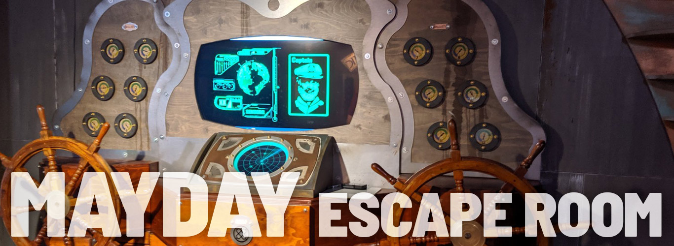 Mayday Escape Room at In The Game Sawgrass Mills